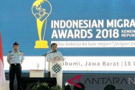 Wakil Presiden sampaikan penghargaan kepada para pekerja migran