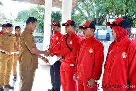 Wali Kota Sabang serahkan bonus atlet PORA