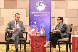 Pada IIBF, Indonesia-Italia tingkatkan kerja sama perdagangan dan investasi
