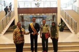 Mahasiswa Polbangtan Bogor jadi Duta Padi Jabar