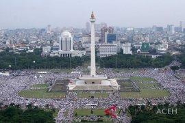 Peneliti intelijen: kelancaran reuni 212 bukti Pemerintahan Jokowi pro Islam