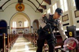 Polres Lebak Waspadai Aksi Terorisme