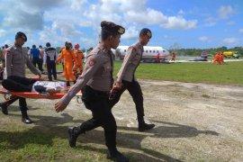 Otoritas Bandara Karel Sadsuitubun simulasi penanganan bencana