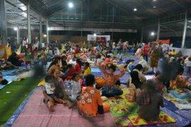 Pengungsi Korban Tsunami Terserang Ispa