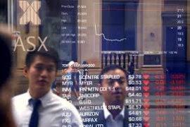 Kerugian bursa saham Australia meluas