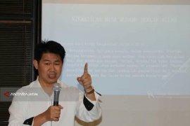 Legislator: Pengecatan Kawasan Kota Tua Surabaya Harus Perhatikan Estetika