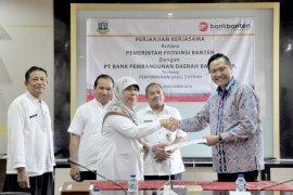 Pemprov Tunjuk Bank Banten Kelola Rekening Kas Daerah