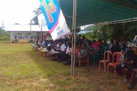 Pemuda di sepanjang DAS Kapuas diajak Gabung di TNI-AL