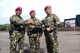 TNI AL berkomitmen modernisasi alutsista Korps Marinir