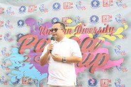 Rektor IPB: Pasca Cup ajang bangun solidaritas mahasiswa pascasarjana