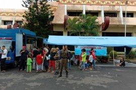 Pemprov Lampung dirikan dapur umum untuk korban tsunami