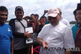 DKP Babel salurkan 20 GPS kepada koperasi nelayan