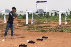 Hebat, bocah 9 tahun juarai Kompetisi Drone Karawang