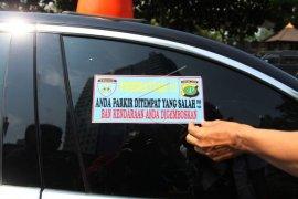 Parkir liar di pusat perbelanjaan Sukabumi akan ditertibkan