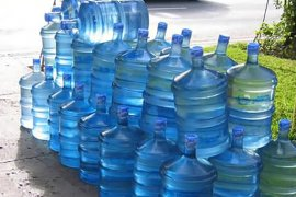 Bersumber dari PDAM, pemilik air minum SMS resmi tersangka penipuan publik