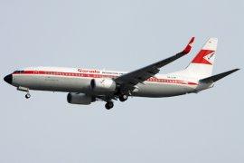 Garuda Indonesia Vintage Flight Terbang Perdana Jakarta-Surabaya