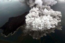 Gunung Anak Krakatau masih berpotensi longsor
