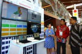 Trafik data Indosat naik signifikan saat Natal