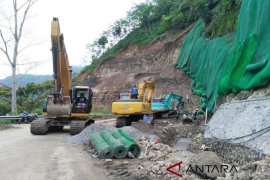 Perbaikan Jalan Selatan Cianjur-Bandung tuntas Januari 2019