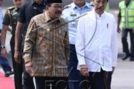 Jokowi kisahkan pengalaman naik kapal perang untuk pertahankan Natuna