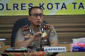 Polisi Tangerang buru dua otak perampok swalayan mini