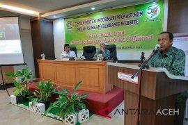 Kemenag Aceh latih SDM Simkah hingga KUA