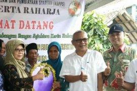 Koperasi  AKR Bantu Pembangunan RTLH Di Banten
