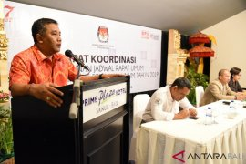 KPU Bali terima LPSDK calon DPD