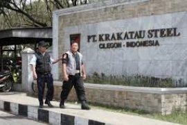 Krakatau Steel koordinator bantuan bagi korban tsunami Banten