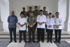 Mabes TNI evaluasi TMMD Langkat