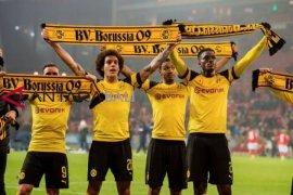 Hasil Liga Jerman,  Dortmund nyaman bertengger di puncak