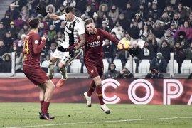 Kalahkan Roma, Juventus kukuhkan juara musim dingin