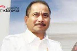 Menteri Pariwisata Optimistis Industeri Pariwisata Pandeglang Kembali Bangkit