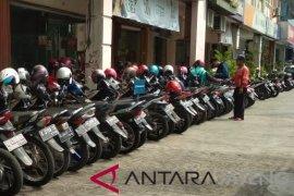 Polisi Bengkulu amankan 27 oknum juru parkir liar