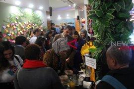 Paviliun Indonesia selalu dipadati peserta Konferensi Perubahan Iklim