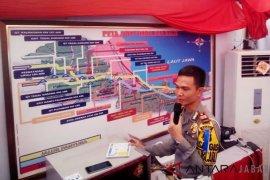 Lalu lintas di tempat wisata Cirebon diberlakukan rekayasa