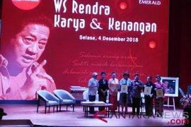 LBI beri penghargaan W.S. Rendra