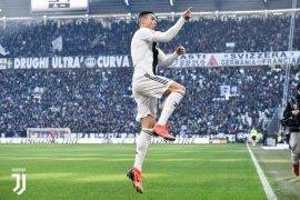 Juve menang 2-1 atas Sampdoria