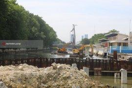 Rumah Pompa Baru di Petekan Surabaya Difungsikan 2019