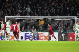 Haland hattrick bawa Salzburg pesta gol ke gawang Genk di Liga Champions