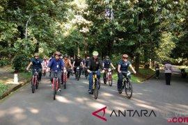 Polisi optimalkan patroli sepeda di Pelabuhan Tanjung Kalian