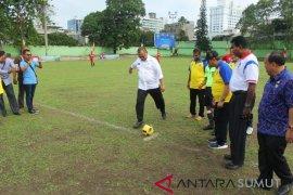 PSSI Medan kembali gelar turnamen sepak bola usia dini