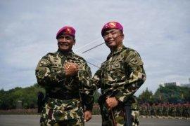 Mantan Danpaspampres jadi Komandan Korps Marinir