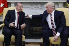 Trumph-Erdogan bahas penarikan tentara AS di Suriah