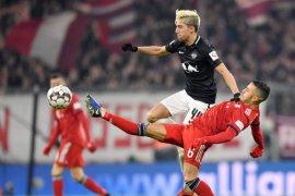 Menang tipis 1-0 atas Leipzig, Muenchen pangkas jarak dengan Dortmund
