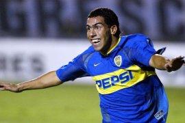 Memalukan, final Copa Libertadores di Madrid, kata Tevez