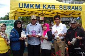 """51 Pelaku Usaha Kreatif Ramaikan """"Launching"""" Pasar UMKM"""