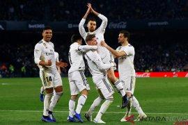 Real kalahkan Atletico dalam derby Madrid