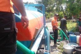 Kesulitan Air Bersih, Ratusan KK di Kabupaten Kediri Dipasok Air Bersih