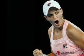 Kalahkan Venus di Birmingham, Ashleigh Barty dekati peringkat satu dunia